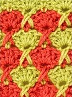 50 Stitches for Afghans Pattern Book AA 871029 DISCONTINUED